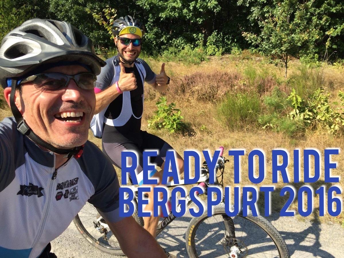Ready to ride Bergspurt 2016