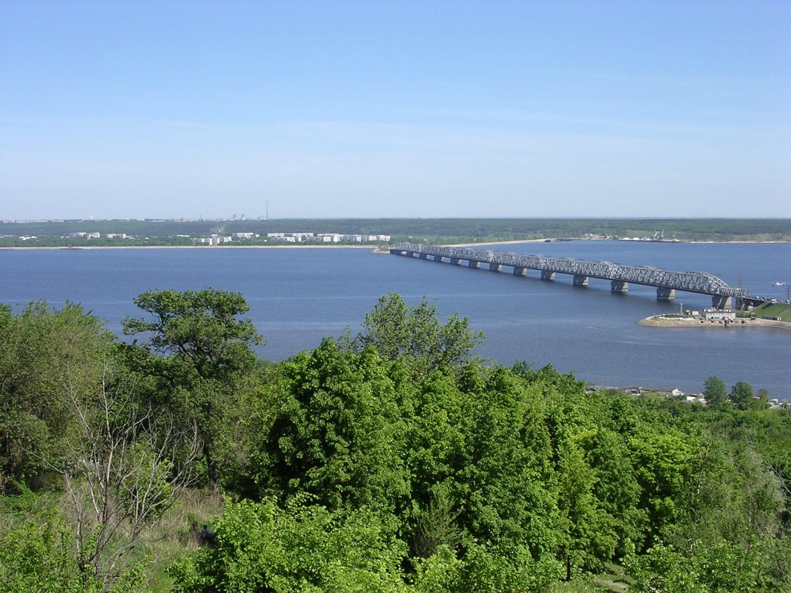 Wolga in Ulyanovsk; Olegivvit