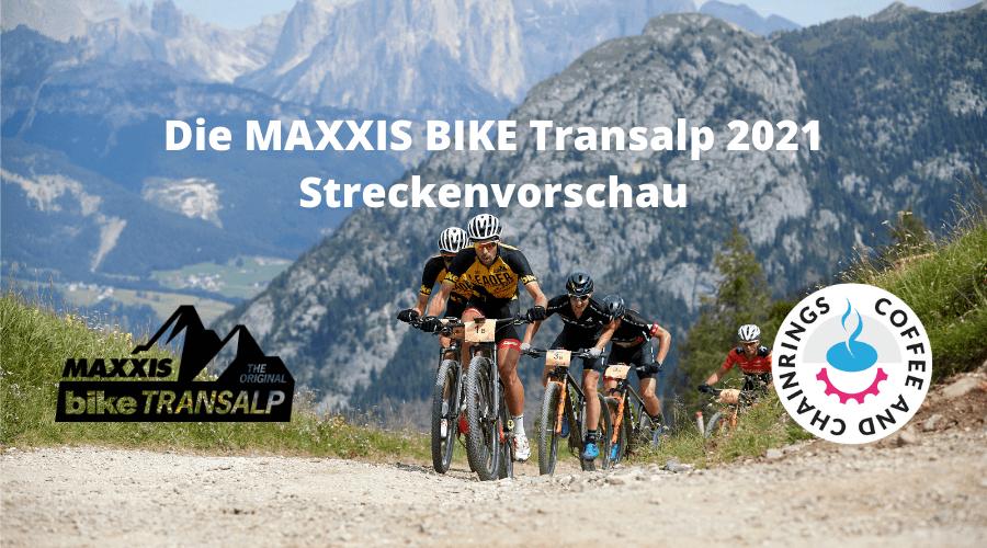 maxxis bike transalp 2021 strecke