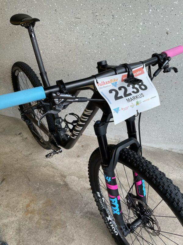 Vorbereitungen Bike