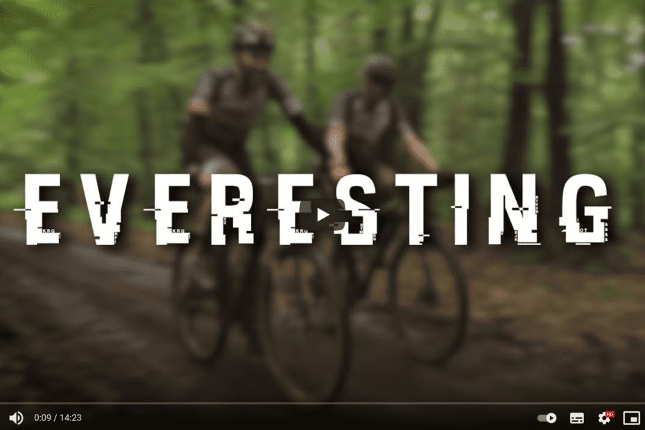 everesting bike movie